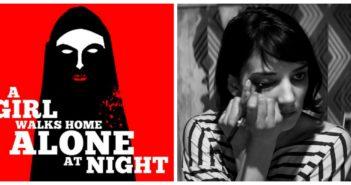 A Girl Walks Home Alone at Night  Trama e Trailer