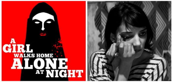 A Girl Walks Home Alone at Night  – Trama e Trailer