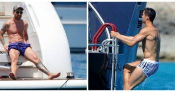 Messi e Ronaldo insieme