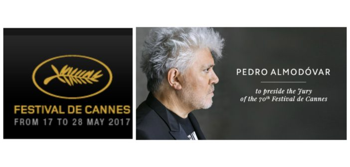 Festival del Cinema di Cannes 2017: Almodovar presidente di giuria