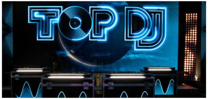Su Italia1 la sfida dei TOPDJ