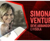 Simona Ventura eliminata dall'Isola Dei Famosi