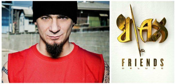 JAx and Friends cd | Nuovo album con i successi del rapper