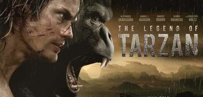 the legend of tarzan film