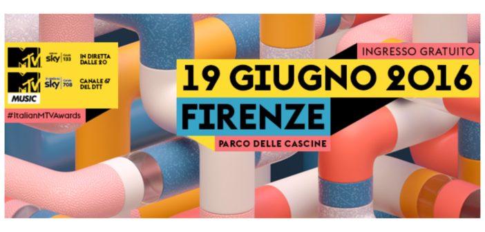 MTV Music Awards 2016 | A Firenze il 19 Giugno
