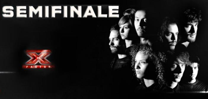 semifinale di X Factor 2015