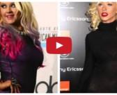 Stars internazionali prima e dopo la dieta | VIDEO