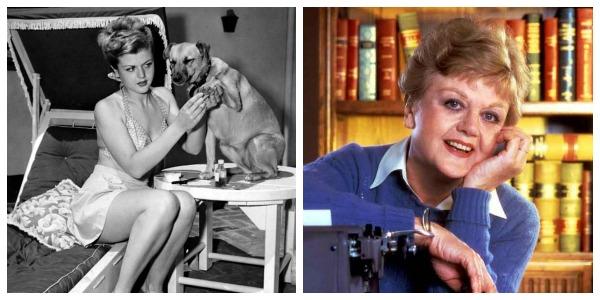 Angela Lansbury cinema e tv