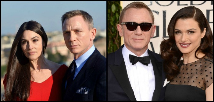 Daniel Craig ha perso la testa per Monica Bellucci