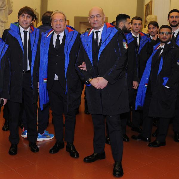 Carlo Tavecchio;Antonio Conte;Ermanno Scervino;Toni Scervino