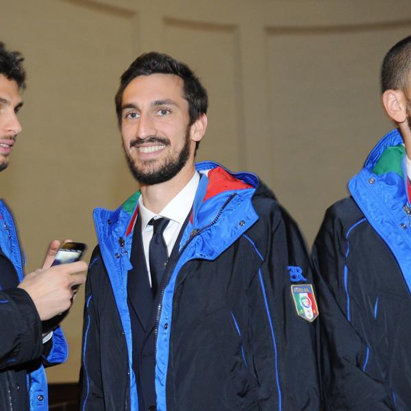 Andrea Ranocchia;Davide Astori;Leonardo Bonucci