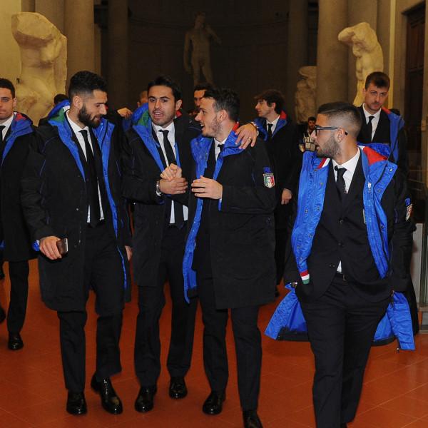 Roberto Soriano;Antonio Candreva;Eder;Alessandro Florenzi;Francesco Acerbi;Lorenzo Insigne
