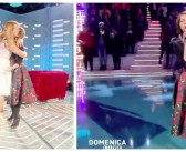 Domenica Live Ospite Cristina D'Avena