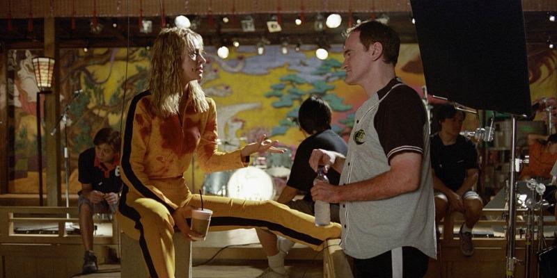 Kill Bill Vol 3 uma thurman tarantino
