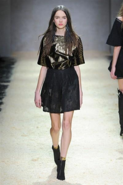 Kristina Ti-MilanoModa Donna collezione F-W 2015-16- foto #12