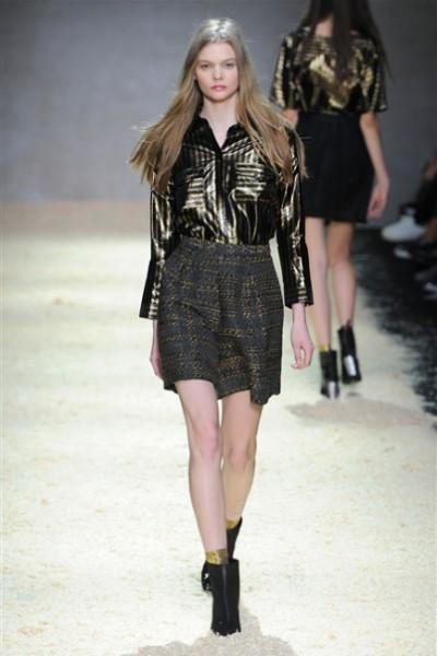 Kristina Ti-MilanoModa Donna collezione F-W 2015-16- foto #13