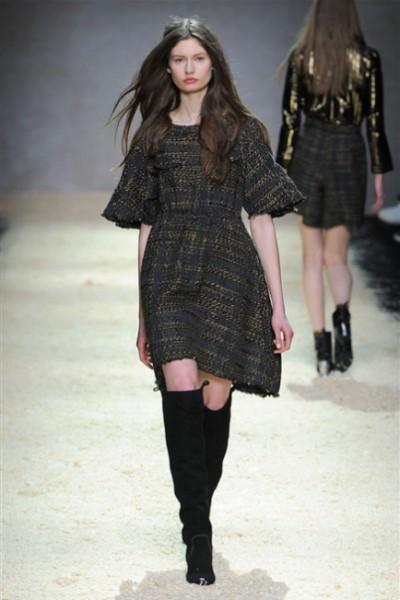 Kristina Ti-MilanoModa Donna collezione F-W 2015-16- foto #14
