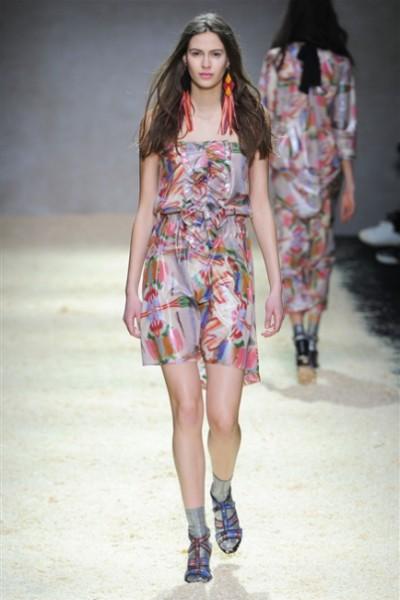 Kristina Ti-MilanoModa Donna collezione F-W 2015-16- foto #24