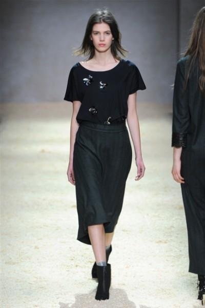 Kristina Ti-MilanoModa Donna collezione F-W 2015-16- foto #27