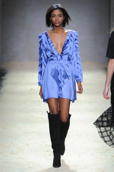 Kristina Ti-MilanoModa Donna collezione F-W 2015-16- foto #29