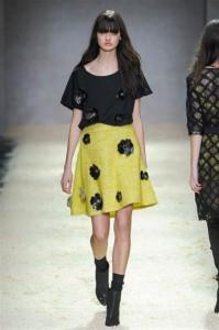 Kristina Ti-MilanoModa Donna collezione F-W 2015-16- foto #6
