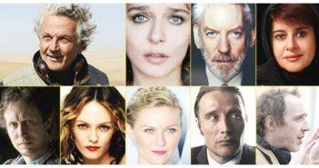 I giudici selezionati per  il 69th Festival di Cannes