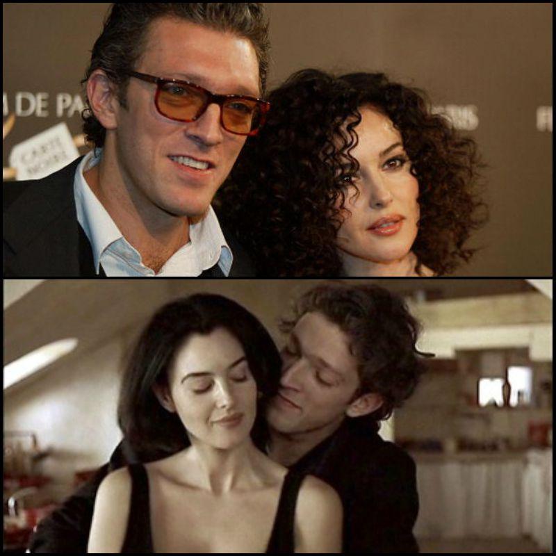 Monica Bellucci e Vincent Cassel 0