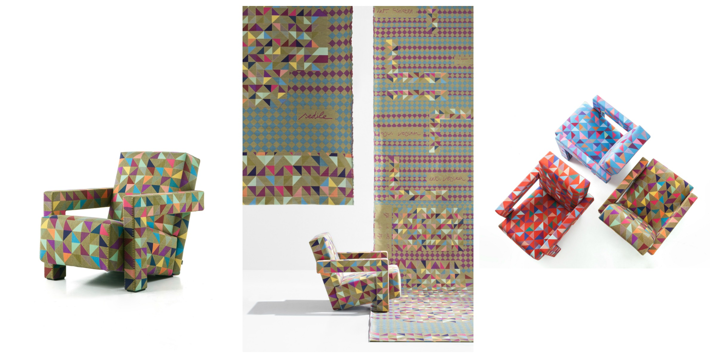 Le proposte dei designer al salone del mobile per Cassina