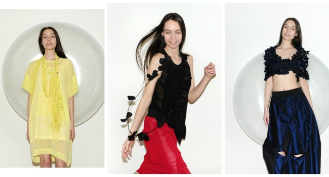 Collezioni Fall-Winter e Spring-Summer 2016 Maria Calderara