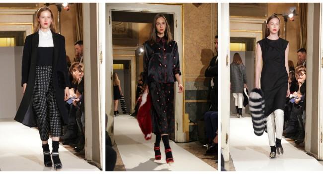 Chicca Lualdi presenta la collezione autunno inverno 2016