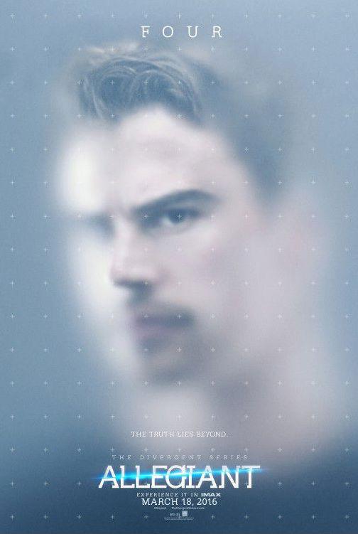 The Divergent Series - Allegiant locandina 3