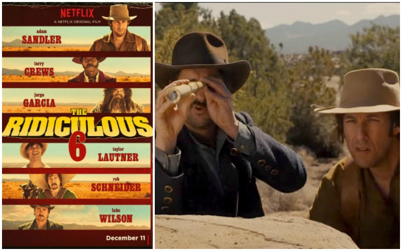 The Ridiculous Six 1