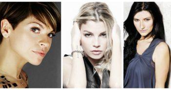 Alessandra Amoroso Emma Marrone Laura Pausini | Future protagoniste di tre serate di Canale 5