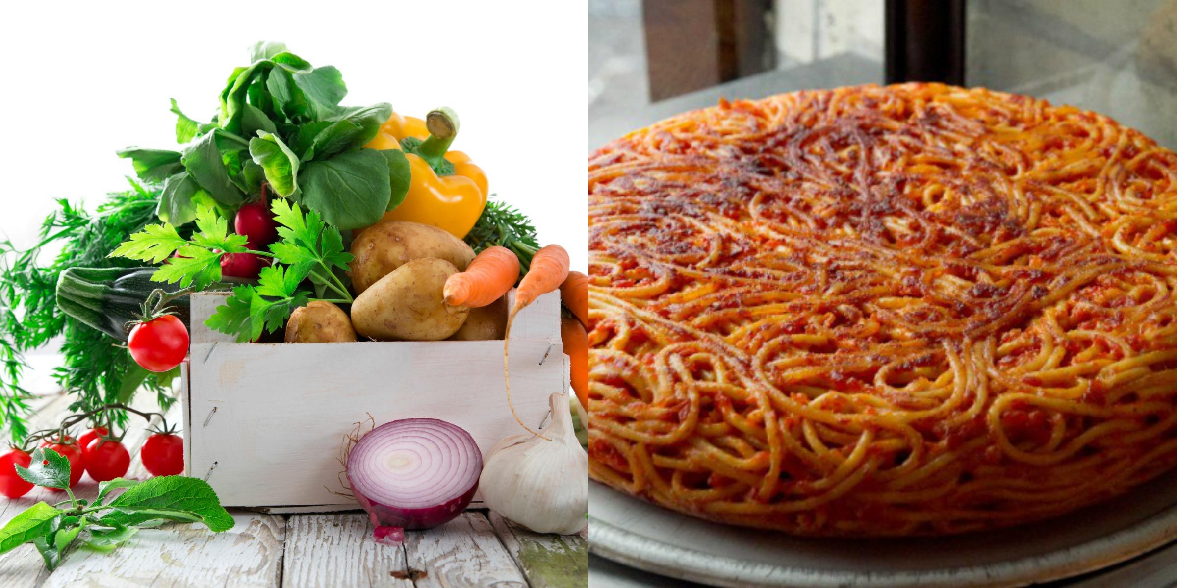 Cibo riciclato ricette gourmet con gli avanzi tablettv for Ricette cibo