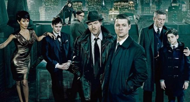 Gotham: confermata la terza stagione