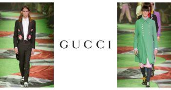 Gucci spring summer 2017