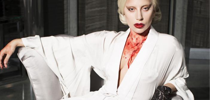 lady gaga in american horror story hotel