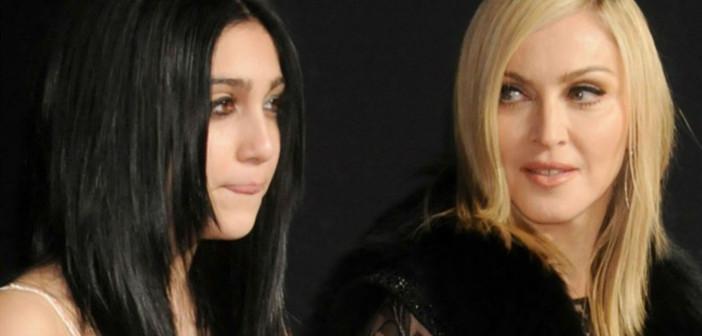 madonna e la figlia lourdes
