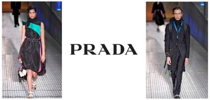 Prada spring summer 2017