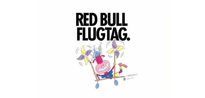 RED BULL FLUGTAG | Domenica all'Idroscalo di Milano