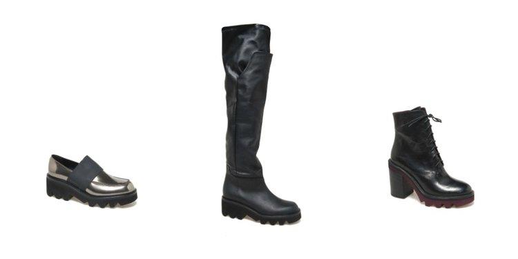Mocassino- Stivale- Combat boot VIC MATIE'