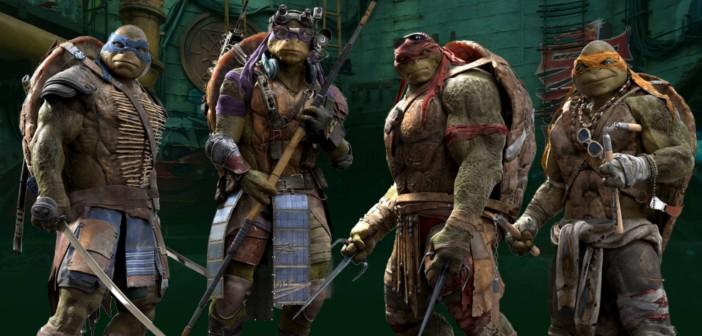 tartarughe ninja 2