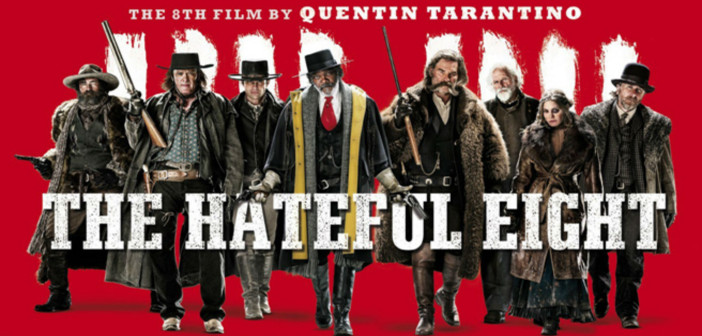the hateful eight recensione