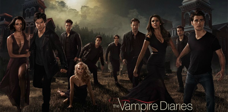 the vampire diaries stagione 6 cast