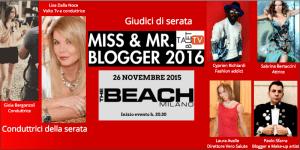 Miss and Mr Blogger Video Evento Live Prima tappa